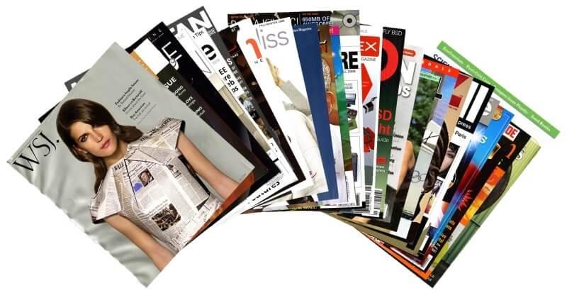 Печать журналов