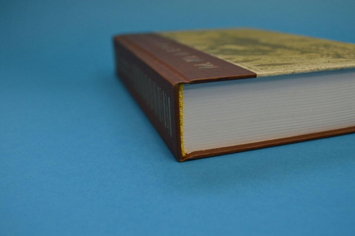 Книги в твердом переплете 5