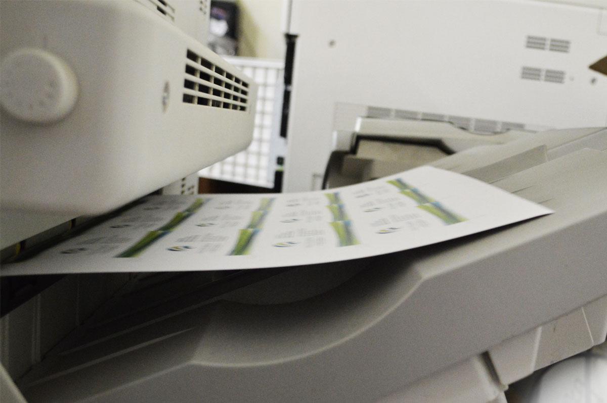 Цифровая печать Распечатать формат А4