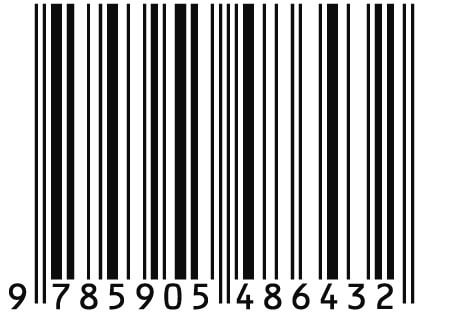ISBN книжный штрих код