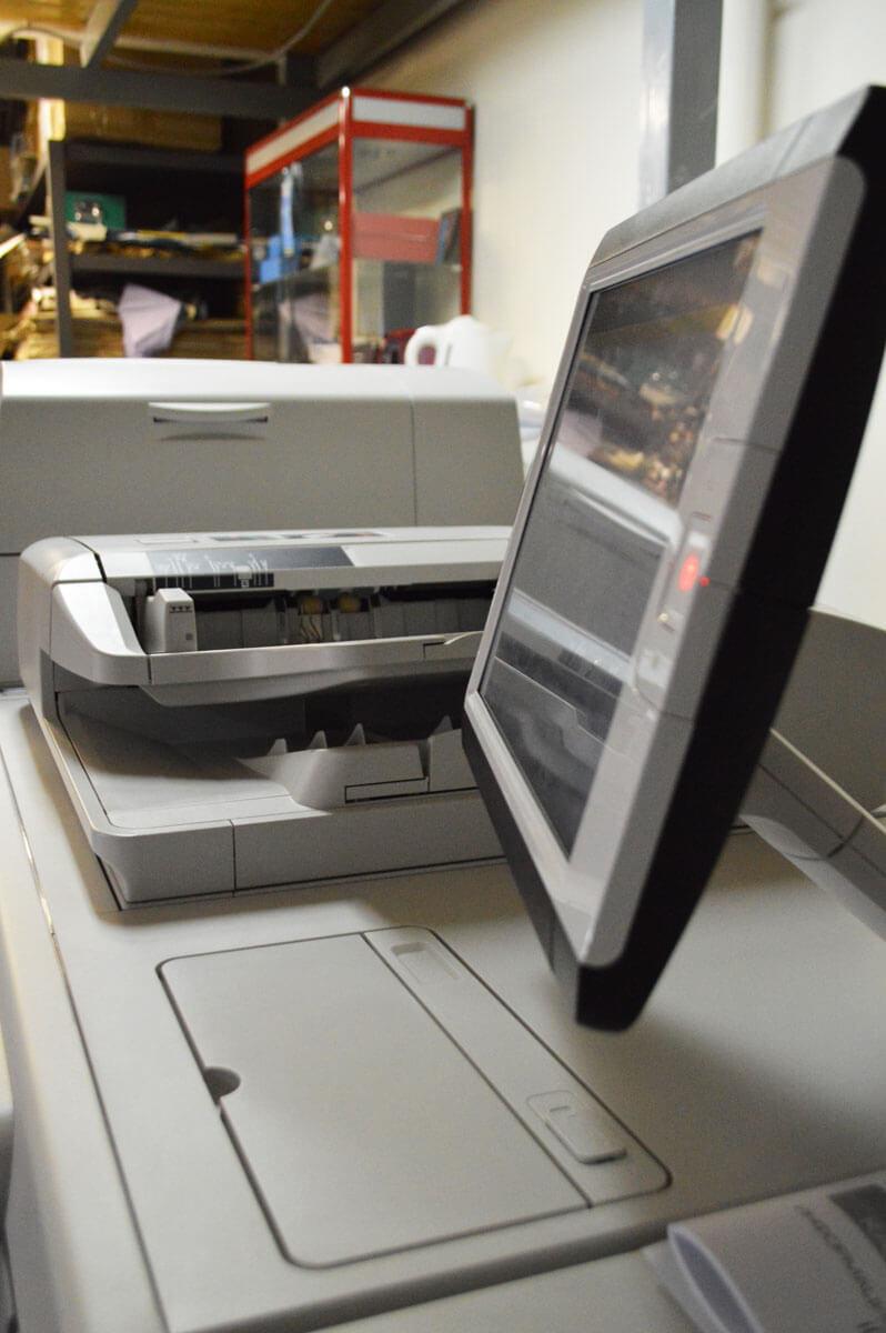 Распечатать документы А4