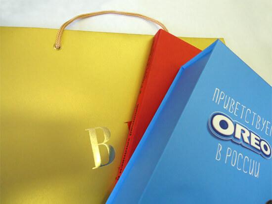 Печать пакетов