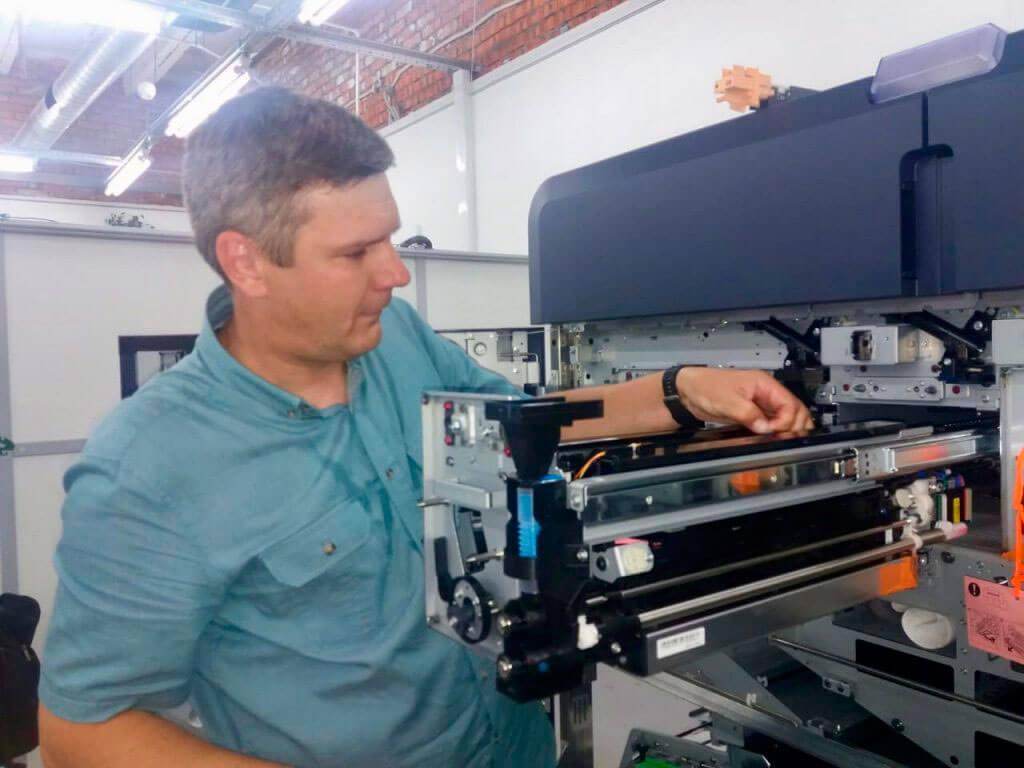Типография цифровая печать