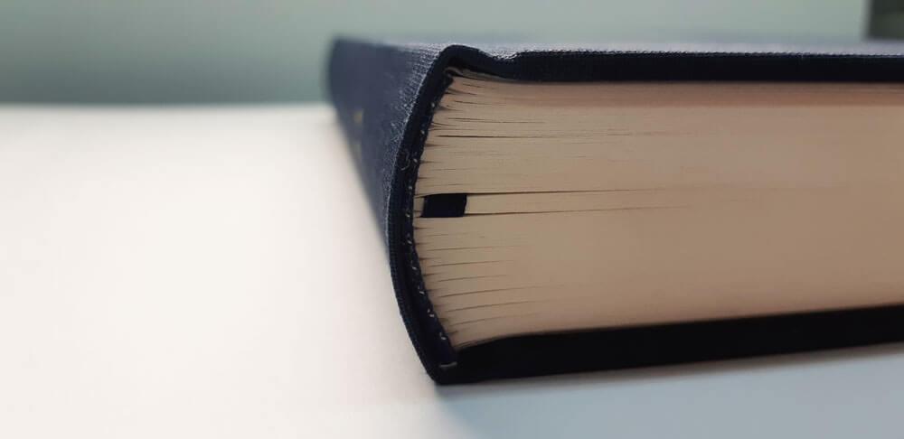 Печать книг круглый корешок