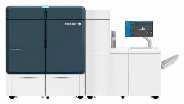 Цифровая печать Xerox Iridesse